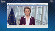 Belgium: EU to propose 'biodefence preparedness programme' to avoid future pandemics - von der Leyen