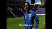 Uefa - Урок По Футбол От Бруно Алвеш