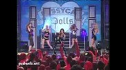 Pussycat Dolls - When I Grow Up ( first live in jimmy kimmel )