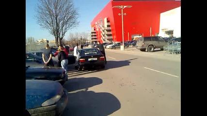 04.03.2012 Протест Против цените на горивата - Русе Част 2