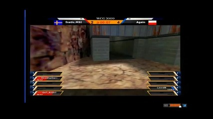 Fnatic vs Again - [part 2/3] Wcg 2009