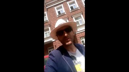 Здравей, лято! - селфи на Иван Юруков