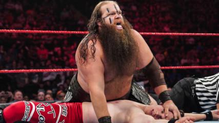 The Viking Raiders vs. Vinny Gruner & Jackson James: Raw, July 15, 2019