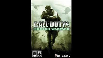 Call of Duty 4:мodern Warfare Soundtrack - The Bog
