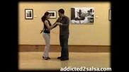 Salsa Dance  - Урок № 18 - Getting out of Salsa Hammerlocks