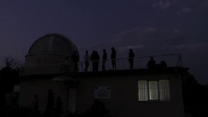 Астрономи наблюдаваха Метеорният поток Персеиди
