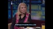 Lepa Brena - Gost u talk show _Vecer sa Emirom_, part 5