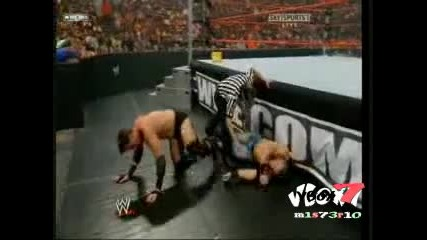 Wwe One Night Stand 2008 - John Cena vs Jbl ( First Blood Match )