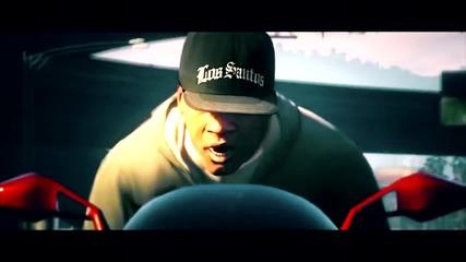 Бате Са - Лека Нощ, Дечица (GTA 5 видео)