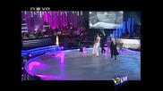 Vipdance - Сашка Васева и Мондьо играят Валс