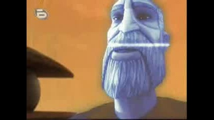 Star Wars The Clone Wars - Епизод 1 - 2/2