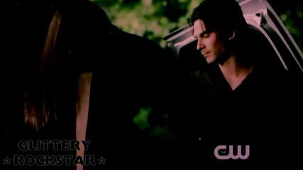 Damon & Elena 2x08 - The Scientist (vampire Diaries)