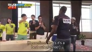 [ Eng Subs ] Running Man - Ep. 154 (with Park Ji Sung, Patrice Evra, Sulli) - 1/2
