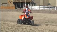 Ktm 525 Xc Ride Атв Atv [hq] [hd] High Defionition High Quality Professional wheeling Drift дрифт