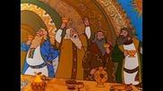 Руска анимация. Сказка о Царе Салтане 6