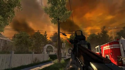 Call Of Duty: Modern Warfare 2 Mission 8 - Exodus