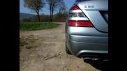 Mercedes - Benz W221 S65 AMG Звук