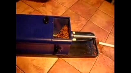 Невероятно - машинка за цигари 2