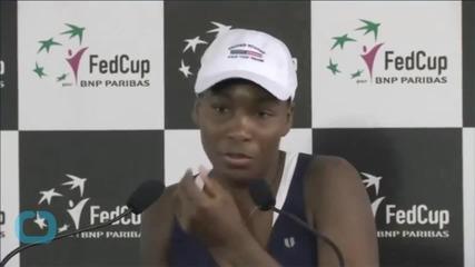 Serena Favourite to Beat Venus...