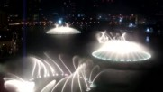 The Dubai Fountain - Time to Say Goodbye High Quality by Andrea Bocelli & Sarah Brightman