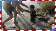 Да потънеш до уши в плаващи пясъци!