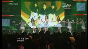 Snsd - Oh My Love [kbs Music Bank 090626]