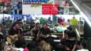 Against Me! - Thrash Unreal [Live] (Оfficial video)