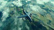 """КОСТЕНУРКИТЕ НИНДЖА: НА СВЕТЛО - откъс """"скок от самолет"""""""