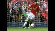 16.05 Манчестър Юнайтед - Арсенал 0:0 Пропуск на Карлос Тевес