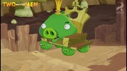 Angry Birds Е04 - Анимация
