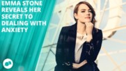 Emma Stone: 'Before any Interview I get so nervous'