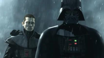 Star Wars - The Force Unleashed 2 - Dark Side ending