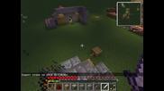 Minecraft: Как да си направим капан с лава/стрели!