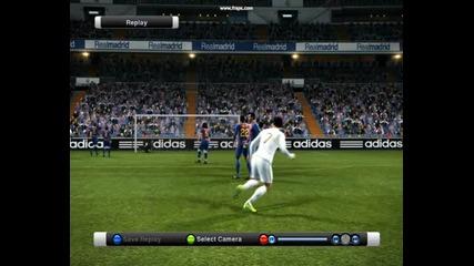 Free Kick by Cristiano Ronaldo