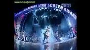 Shahrukh Khan Performance On Star Screen A