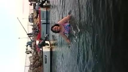 Ели в морето