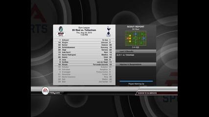 Manager Mode // Tottenham #26