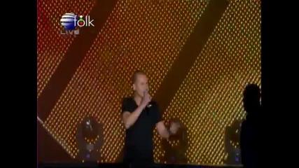 Илиян и Гъмзата - Ефектът _wow_ 2012 _ Live Version - 11 г. Планета Tv