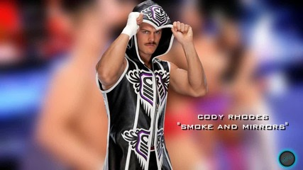 2013- Cody Rhodes 10th Wwe Theme Song - -u0027smoke And Mirrors-u0027 (v2) (wwe Edit) + Dl