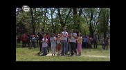 Рекордите В България - Жонглиране С Топка На височина 30 метра