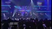 Super Junior - Its You + Sorry Sorry [kbs Music Bank 090626]