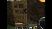 Minecraft Hd- Как да оцелеем и да се развием в първите си няколко дни.урок-4.[hd]-компас,спаун пойнт