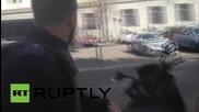 Италия: Полицията в Милано преследва стрелеца от Миланския съд