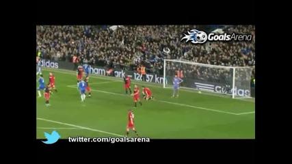 Челси разби Портсмут с 3 гола за 5 минути