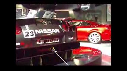 Nissan Gtr35 Race Car