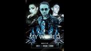 Kris V & Atazar feat Donna - My world ( Original Mix )