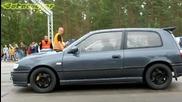 Nissan Pulsar Gtir vs Subaru Impreza Wrx