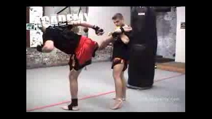 Muay Thai Training 3 - Kicks