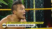 Previewing Raquel Gonzalez vs. Mercedes Martinez, Kushida vs. Santos Escobar: WWE Now, May 11, 2021
