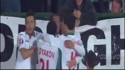 Bulgaria vs Italy 2-2 All Goals Full Highlights!
